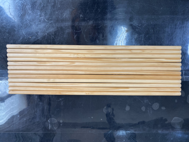 12PCS Pine Rods Kit for Vintage Speed Beetle Roof Rack