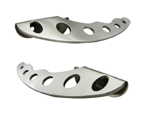 CUSTOM DOOR PULLER, POLISHED STAINLESS STEEL, ALL YEARS
