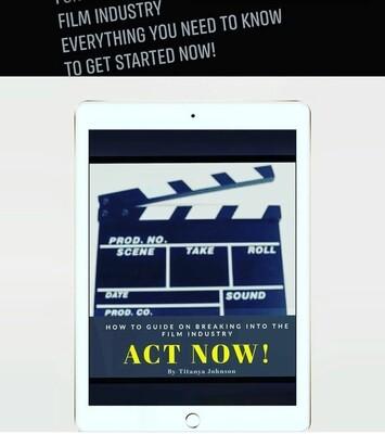 ACT NOW - E-book