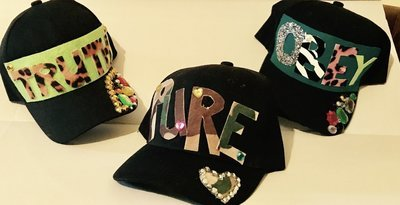 Prophetic Gear Hats with Prophetic Word & Bling!
