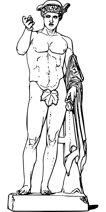 HERMES -  THETA BRAINWAVE ENTRAINMENT