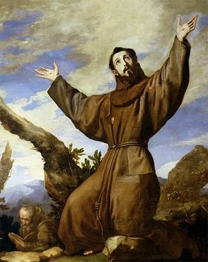 SAINT FRANCIS OF ASSISI - THETA WAVE ENTRAINMENT
