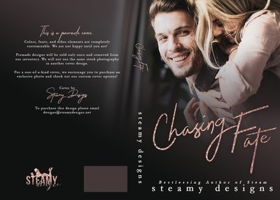 Chasing Fate - Premade Cover