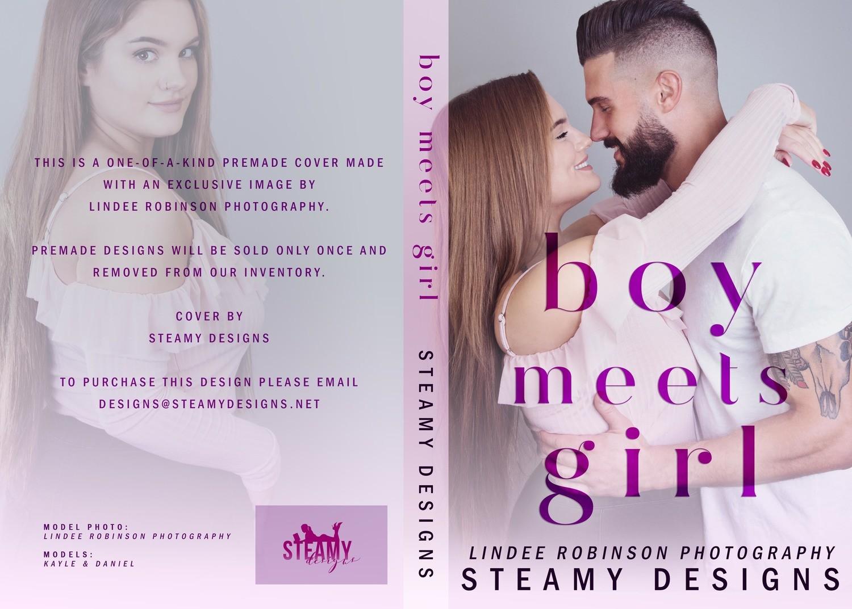 Boy Meets Girl - Exclusive Premade Cover