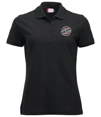 Polo Dames + logo (Nieuw!)