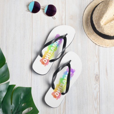 Flip-Flops (Rainbow - AMAZING)