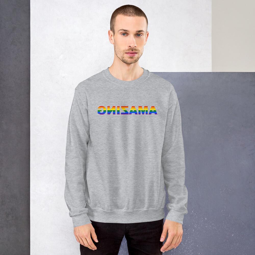 Unisex Crewneck Sweatshirt (AMAZING PRIDE)