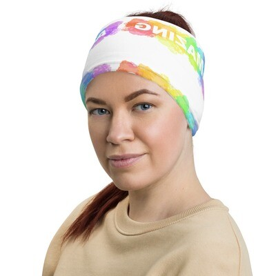 Neck Gaiter (Rainbow AMAZING)