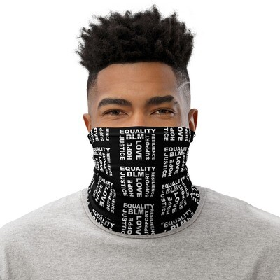 Neck Gaiter (Black Lives Matter)