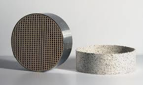 Catalytic Combustor with metal band, 6