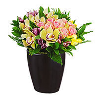 Comforting Vase