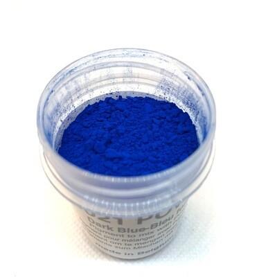 Powercolor mörkblå 40 g