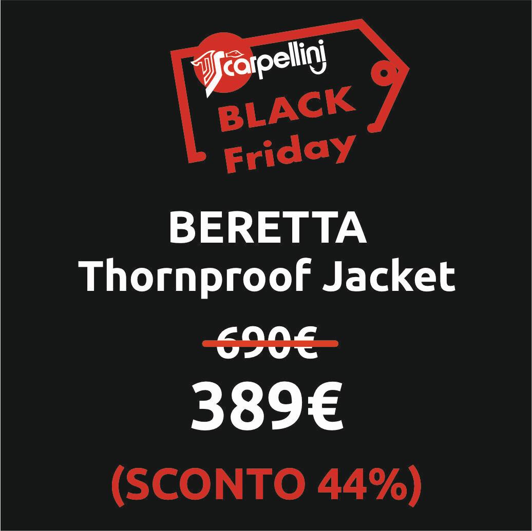 BLACK FRIDAY - Giacca - Thornproof Jacket - BERETTA