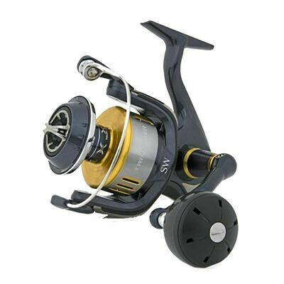 Mulinello Twin Power 8000 SW - SHIMANO