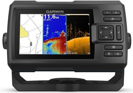 Garmin - Garmin Striker Plus 5CV eco/gps