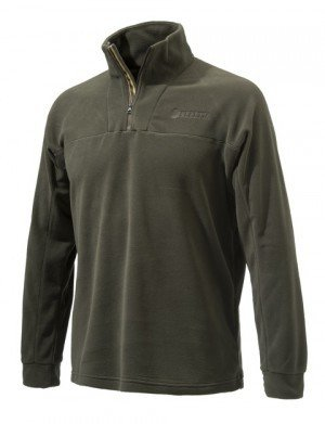 Felpa in pail Half Zip Fleece - BERETTA