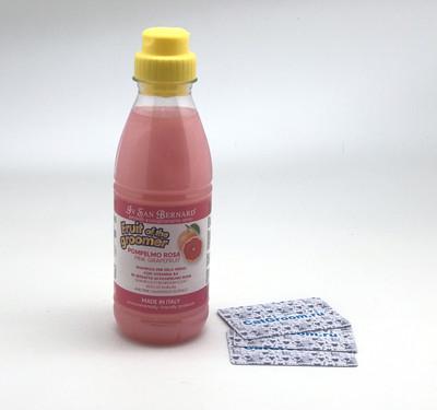ISB Fruit of the Groomer Pink Grapefruit Шампунь для шерсти средней длины с витаминами 500 мл