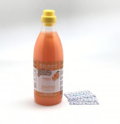 ISB Fruit of the Groomer Orange Шампунь для слабой выпадающей шерсти с силиконом 500 мл