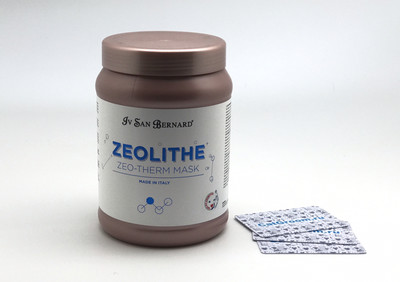 ISB Zeolithe Маска восстанавливающая поврежденную кожу и шерсть Zeo Therm Mask 1 л