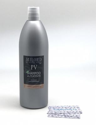Milord шампунь с плацентой 1000мл