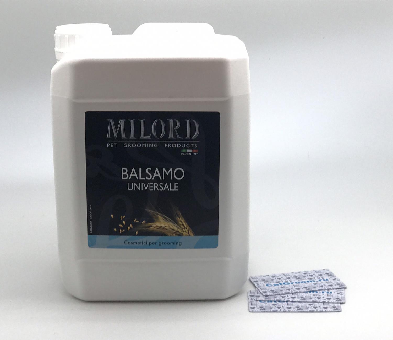 Milord Balsamo Universale Бальзам-ополаскиватель для кошек и собак 5000мл