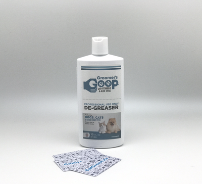 Обезжиривающий гель   Groomers Goop Liquid 473 мл