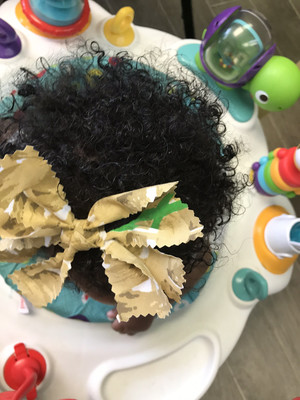 Butterfly Textiles Hair Bows (5 Assorted Bows)