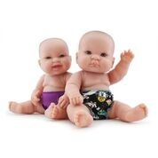 Rumparooz Doll Diaper Set