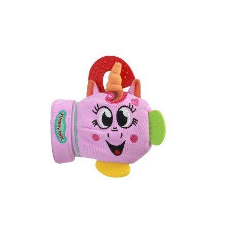 Isabella the Unicorn Yummy Mitt® Teething Mitten