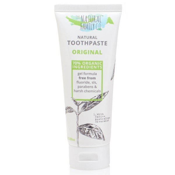 The Natural Family Co. Toothpaste (Original)