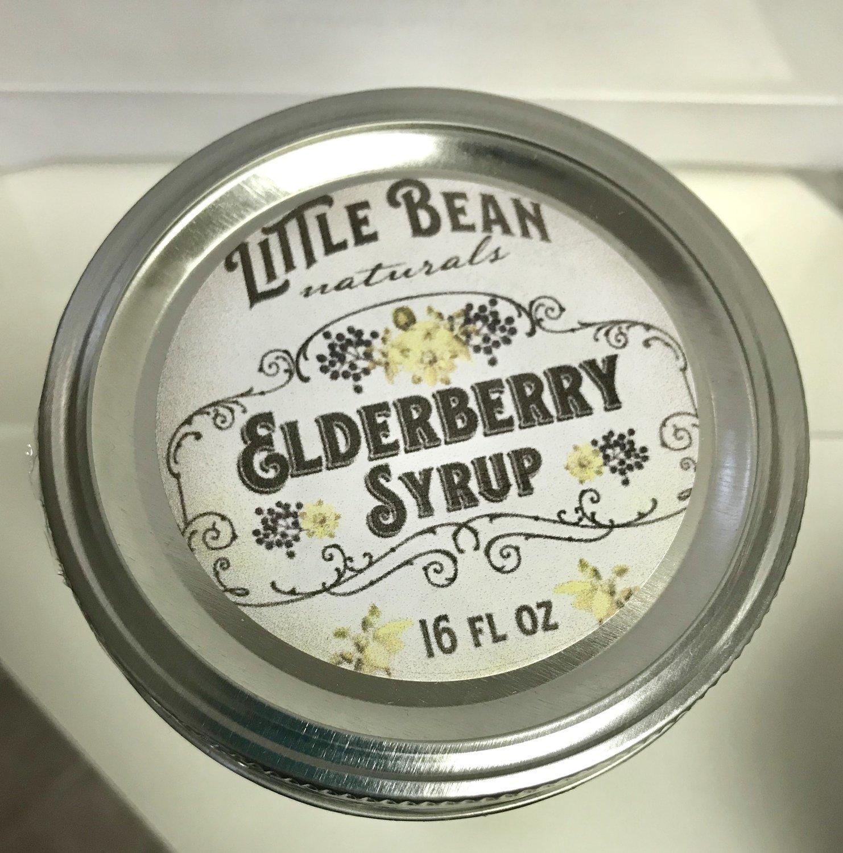Little Bean Naturals Elderberry Syrup Kit