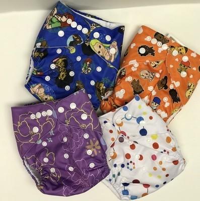West Coast Dipes Pocket Diaper