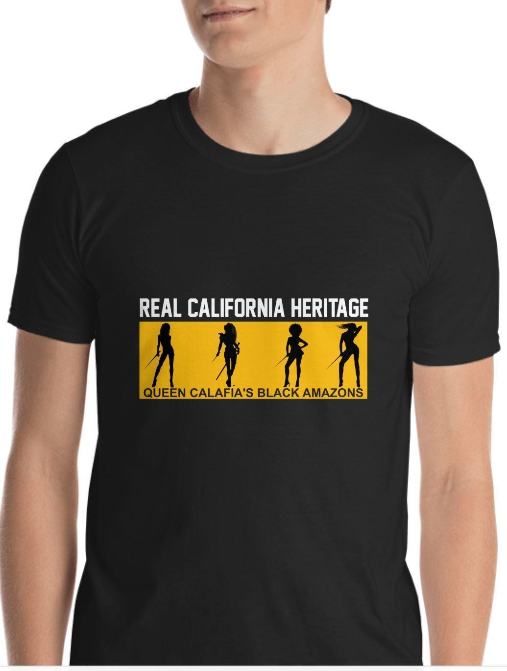 Real California Heritage CALIFORNIA IS ME Unisex T-Shirt