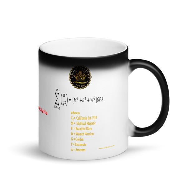 Solve This! #CaliforniaMagic Summation Proof Super Mug
