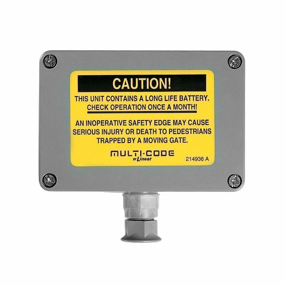 Multi-Code 302210 Gate Safety Edge Transmitter 300MHz