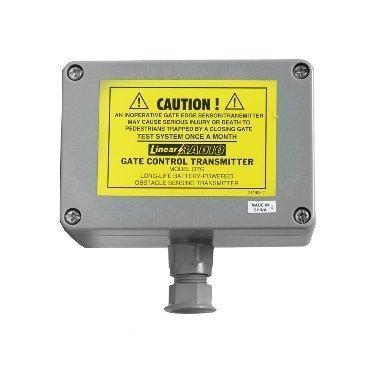 Linear DGT Gate Operator Safety Edge