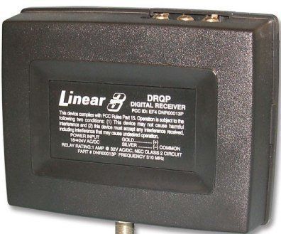 Linear DRQP One Gate Operator Receiver