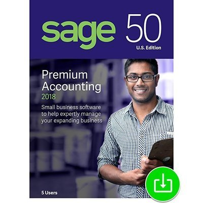 Sage 50 Premium Accounting 5 User