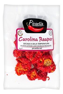 Перец стручковый сухой Каролина Рипер (Carolina Reaper), ПИКАНТИА, пакет 5г
