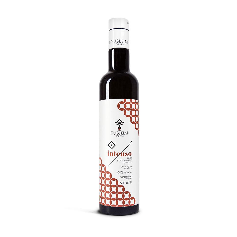 Масло оливковое э/в Интенсо, ГУГЛИЕЛМИ, 500мл