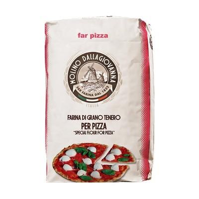 Мука для пиццы, Классика 00-E Роуз, MOLINO DALLAGIOVANNA, мешок 25кг