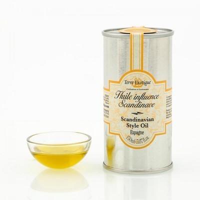 Масло оливковое с ароматом Скандинавия, ТЕРРЕ ЭКЗОТИК, 150мл