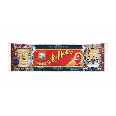 Макароны длинные Лингуине (Linguine, плоские 3мм) ДИ МАРТИНО Dolce & Gabbana, 500г