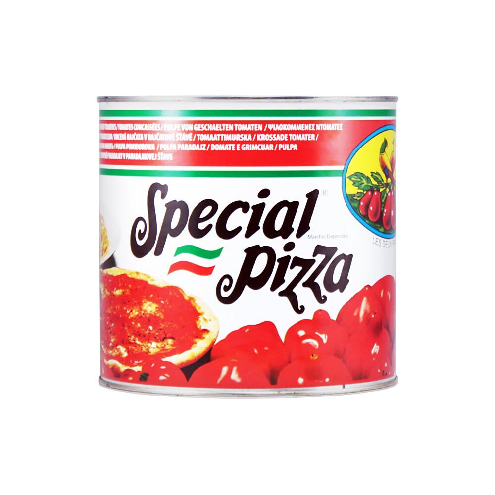 Томаты измельченные (polpa di pomodoro) Special Pizza, СТЕРИЛТОМ, 2,5кг