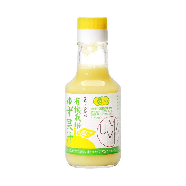 Сок юзу органик (organic yuzu juice), УМАМИ, 150мл