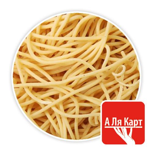 Макароны свежие яичные спагетти (2мм - бронзо), А ЛЯ КАРТ,  250г
