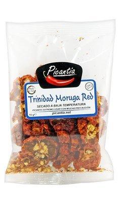 Перец стручковый сухой Тринидад Скорпион (Trinidad Moruga), ПИКАНТИА, пакет 10г