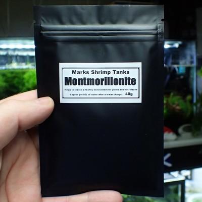 Montmorillonite Powder 40g