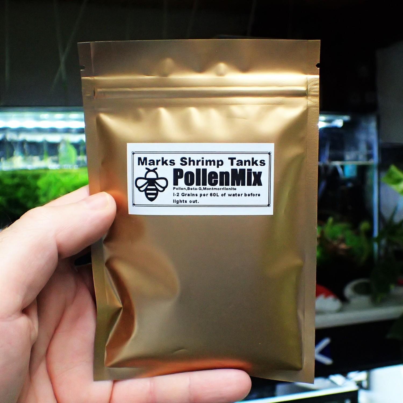 Pollen Mix Shrimp Food 40g