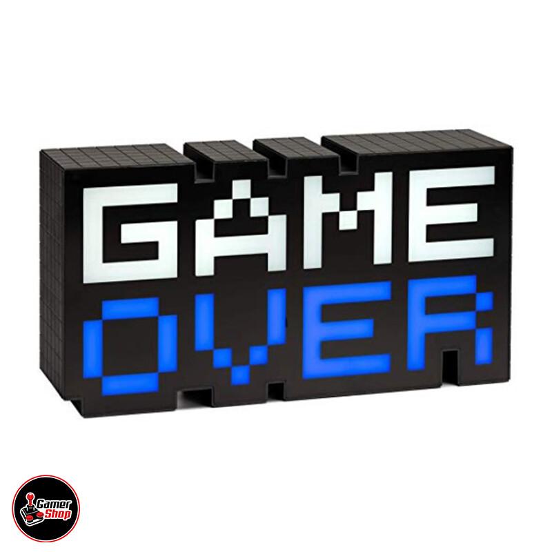 Lámpara Game Over